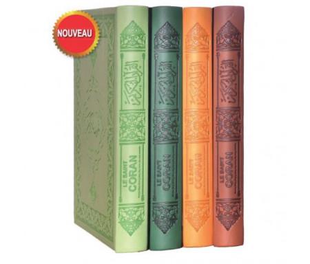 Le Coran traduction française du sens de ses versets (FR) Maison Ennour - Marron