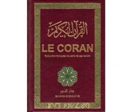 Le Saint Coran uniquement en Français (format de poche)
