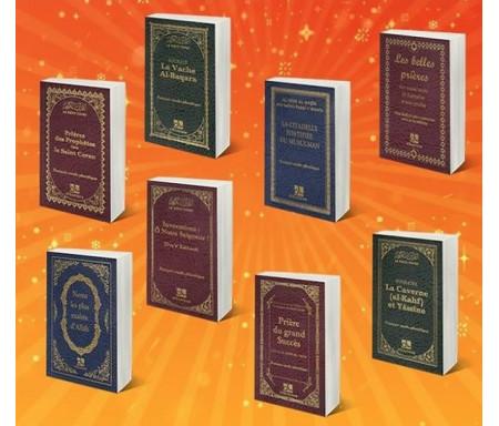 """Pack 8 livres : Collection """"Les Compagnons de poche du musulman"""""""
