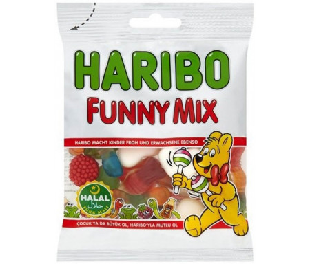 Funny Mix HARIBO Halal