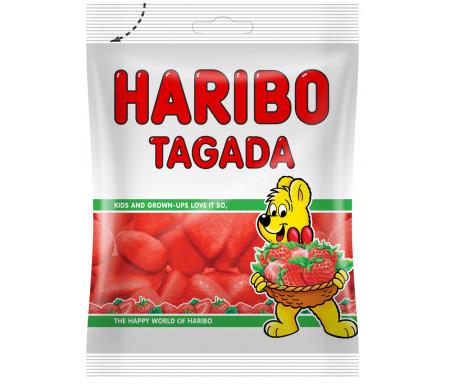 Fraise Tagada HARIBO Halal