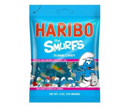 Schtroumpfs HARIBO Halal 75 g