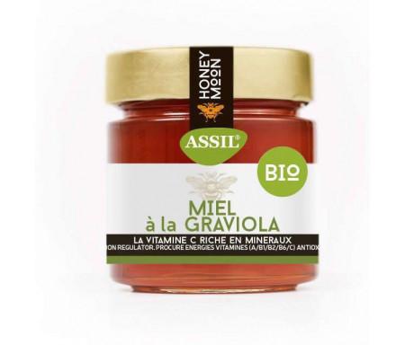 Miel à la graviola (ou corossol) BIO 350g