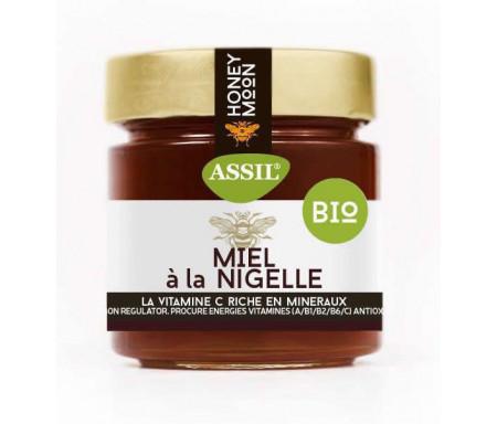 Miel à la nigelle BIO 350g