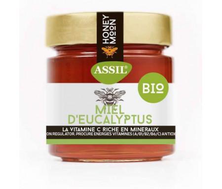 Miel d'eucalyptus BIO 350g