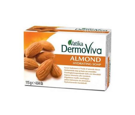 "Savon anti-bactérien à l'amande ""DermoViva"" 115gr"