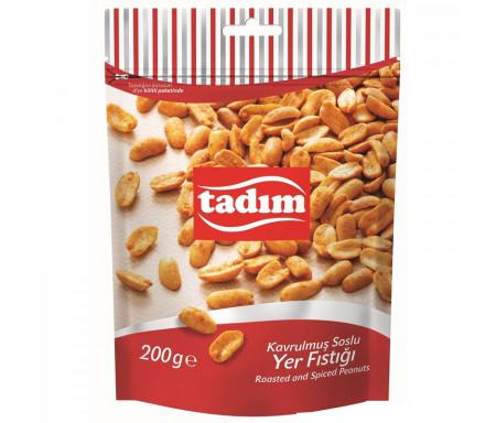 Cacahuètes Grillées et Épicées 200gr - TADIM
