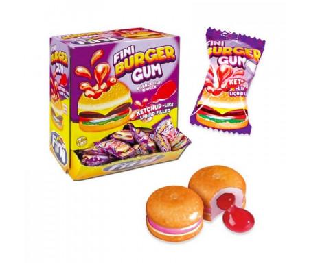 Burger en Chewing gum Halal 5gr - FINI