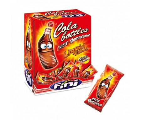 Bouteille de Cola en Chewing gum Halal 5gr - FINI