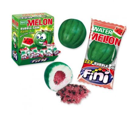 Pastèque / melon en Chewing gum Halal 5gr - FINI