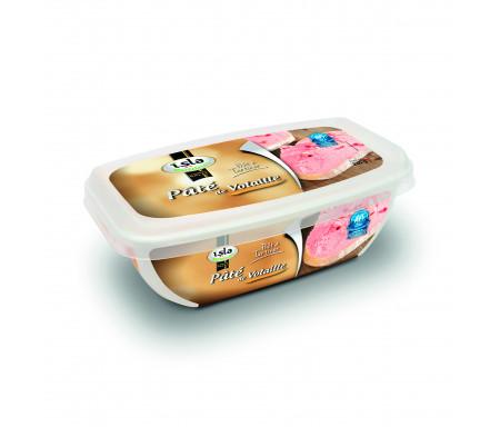 Paté de Volaille certifié AVS 235gr - Isla Mondial