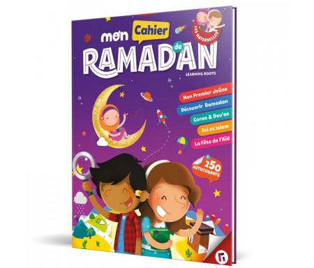 Mon cahier de Ramadan ( Pour les maternelles +4 ans