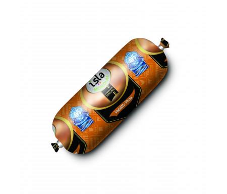 Saucisson mini Veau / Volaille de Qualité Halal certifié AVS 230gr - Isla Mondial