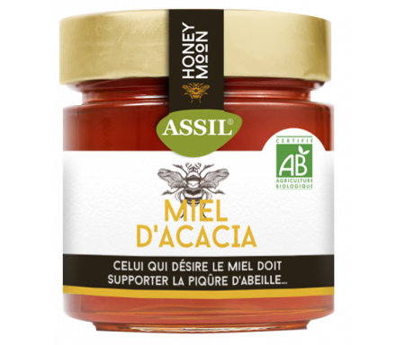 Miel d'Acacia BIO 350g
