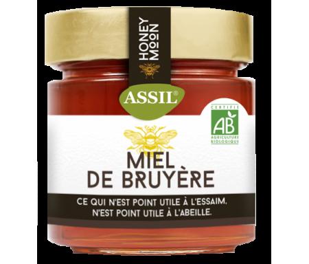 Miel Bruyères BIO 350g