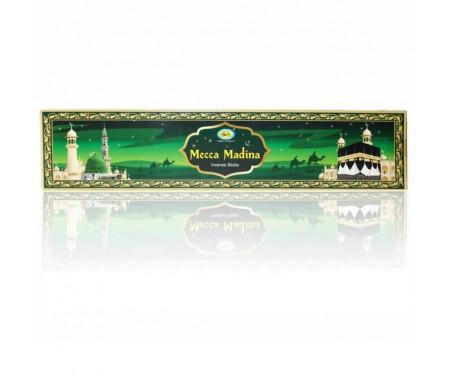 """Batônnets d'encens Bakhour """"Mecca Madina"""" au parfum chaleureux et oriental"""