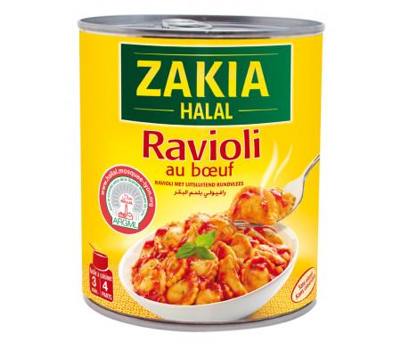 Plat cuisiné Ravioli au Bœuf Halal 800gr - ZAKIA