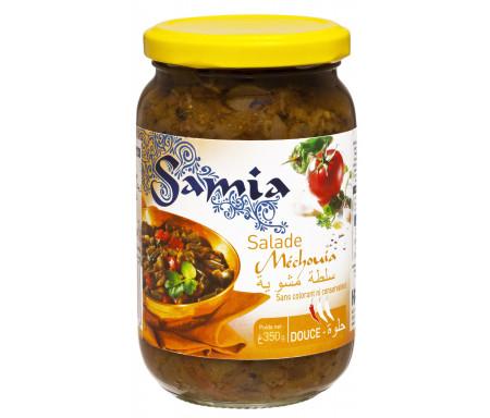 Salade Méchouia douce en pot 350gr - SAMIA