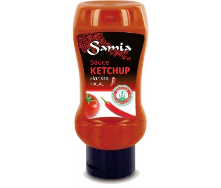 Sauce Burger Goût classique Halal 350ml - SAMIA