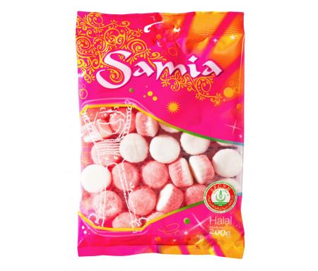 Bonbons Halal Cœurs de Fraise 200gr - SAMIA