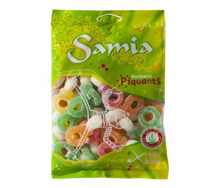 Bonbons Halal Tétines acidulées 200gr - SAMIA