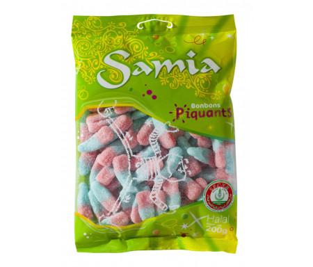 Bonbons Halal Pink Bottles 200gr - SAMIA
