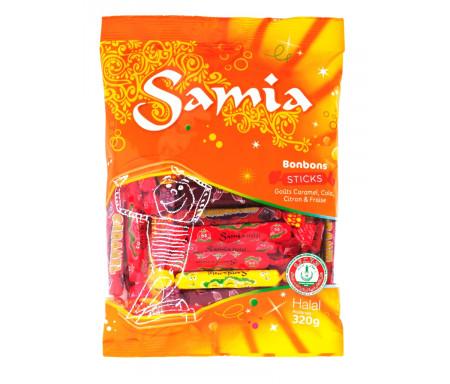 Bonbons Halal Bâtonnets / Sticks de Fruits 320gr - SAMIA