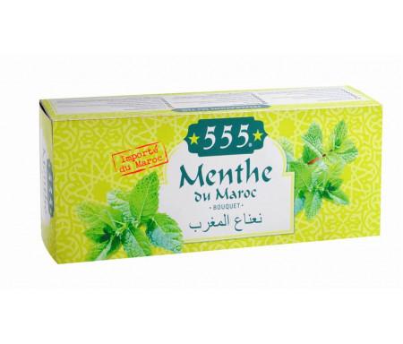 """Menthe sèche 555 """"Nanah"""" pour Thé à la menthe"""