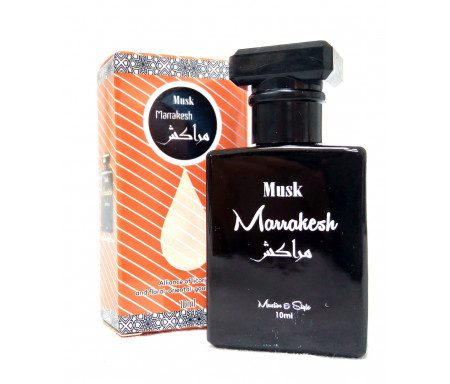 Musk Marrakesh pour femme 10ml Muslim & Style