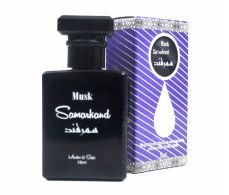 Musk Samarkand pour homme 10ml Muslim & Style