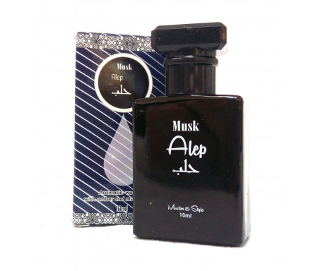 Musk Alep pour homme 10ml Muslim & Style