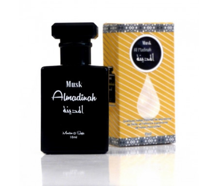 Musk Al Madinah pour homme 10ml Muslim & Style