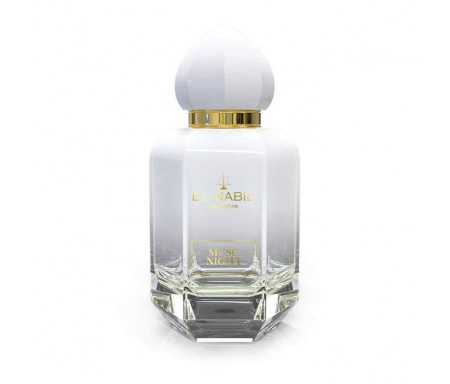 Eau de Parfum en Spray Mixte El Nabil - Musc Night - 50 ml