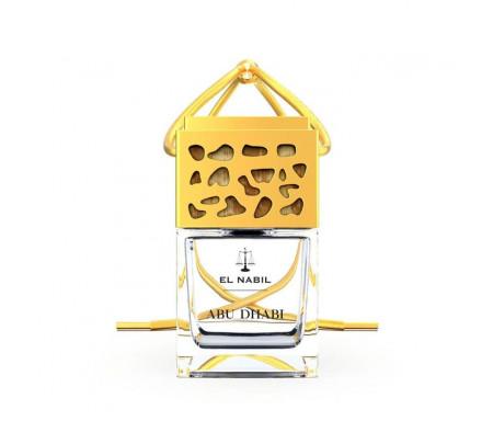 Parfum El Nabil pour voiture : Musc Abu Dhabi - 6ml