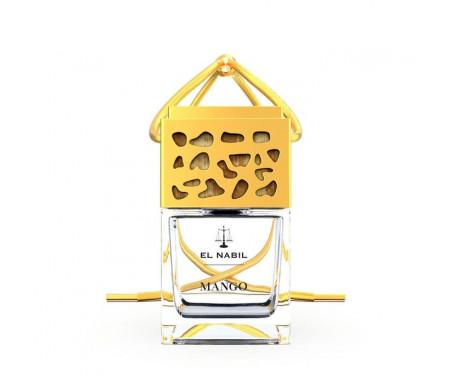 Parfum El Nabil pour voiture : Musc Mango - 6ml
