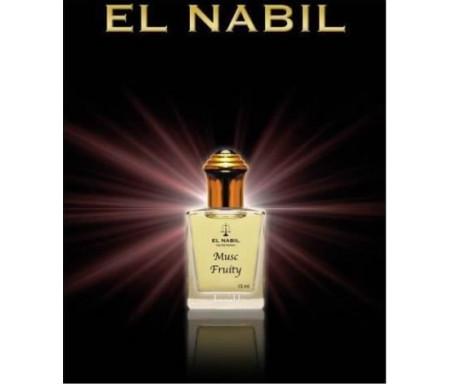 """Parfum El Nabil à Bille Roll-on """"Fruity"""" 15ml"""