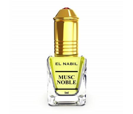 Parfum Musc Noble El Nabil - 5 ml