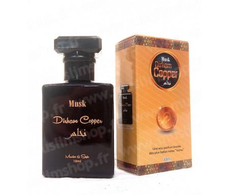 Musk Dirham Copper pour Femme 10ml Muslim & Style