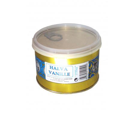 Halva à la Vanille (confiserie traditionnelle) 400gr - SAMIA