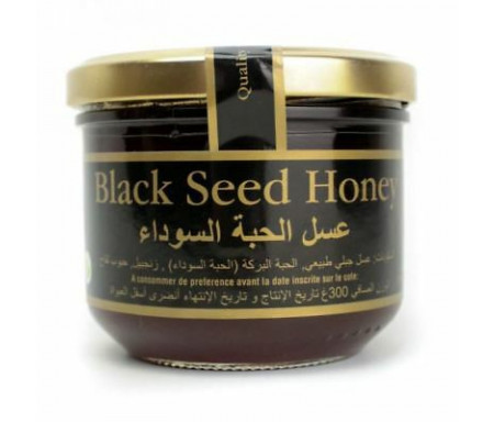 Miel Habba Sawda - Black Seed Honey (300g) / River of Honey
