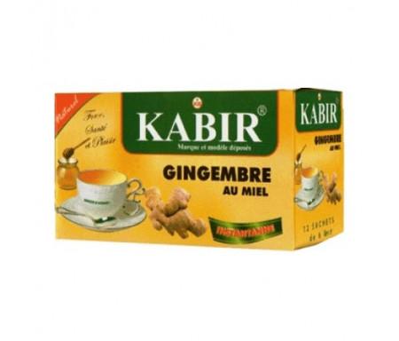 Thé / Infusion au Gingembre et au Miel - Kabir