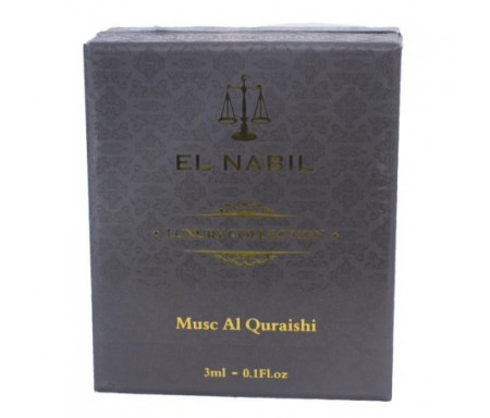 Musc Al Quraishi - Luxury collection 3ml - El Nabil