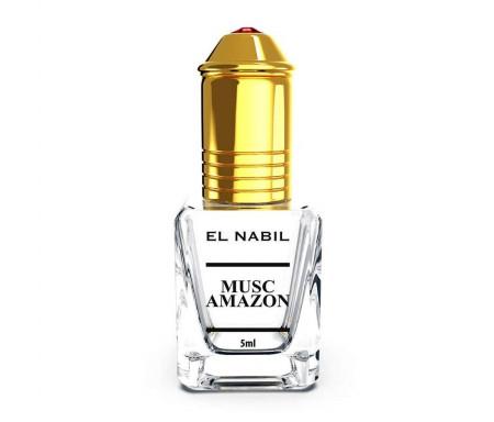 Parfum Musc Amazon (Femme) El Nabil - 5ml