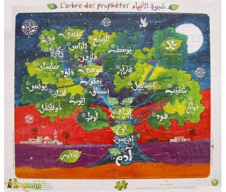 L'Arbre des Prophètes - Puzzle