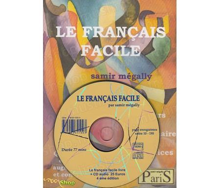 Le Français Facile - Cours de Grammaire et Exercices + CD Audio