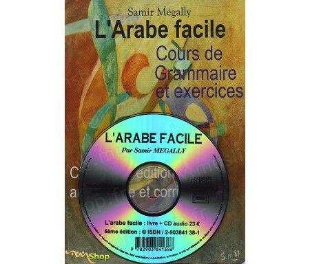 L'Arabe Facile + CD Audio [...]
