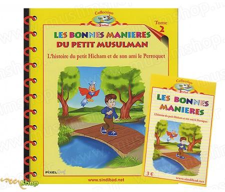 L'Histoire du Petit Hicham - Tome 2 + K7
