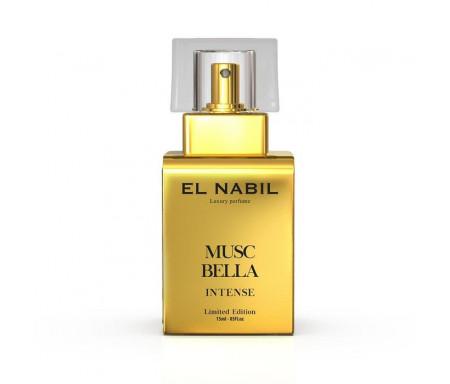 Eau de Parfum Musc Bella Intense El Nabil - 15 ml