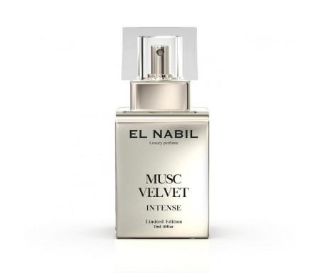 Eau de Parfum Musc Velvet Intense El Nabil - 15 ml