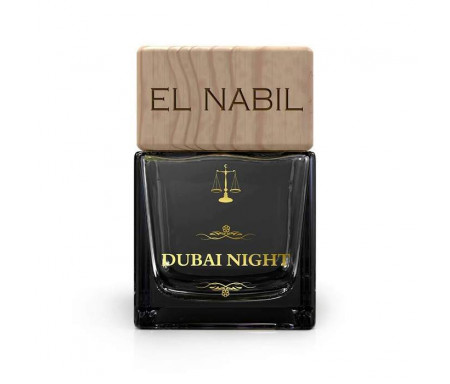"Parfum pour dressing El Nabil ""Dubaï Night"" - 50ml"